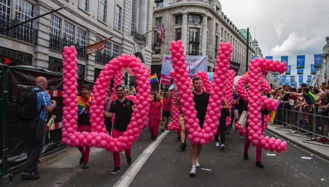 Pride in London: 10 things not to miss this weekend