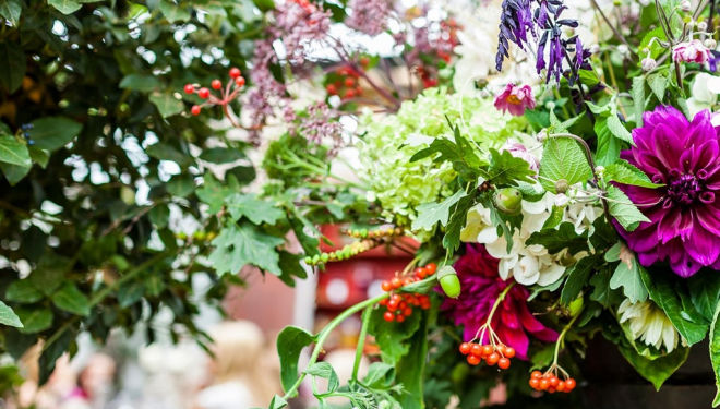 Everything you need to know about Petersham Nurseries in Covent Garden