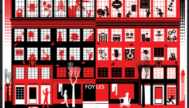 The new Foyles: the bookshop as cultural hub