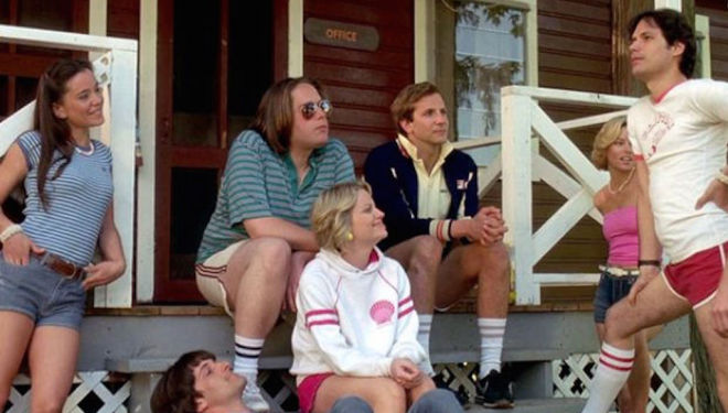 We Hot American Summer: Ten Years Later UK Netflix
