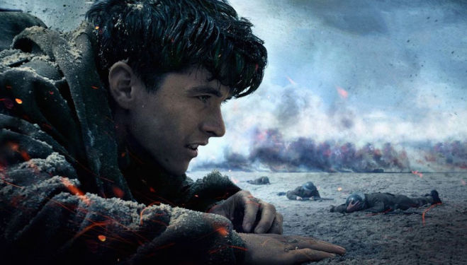 Watching Dunkirk might give you shell-shock