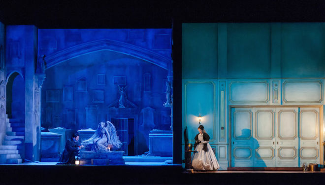 Donizetti's Lucia di Lammermoor review , Royal Opera House
