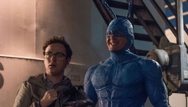 The Tick, Amazon Prime