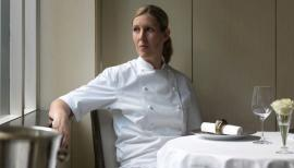 Clare Smyth is thrice Michelin starred