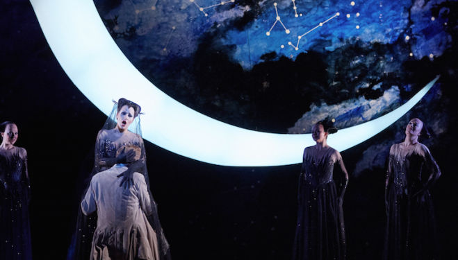 Oh what a night: the Royal Opera House's Die Zauberflöte is magical. Photo: Mark Douet