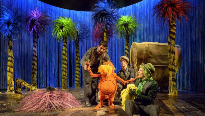Review: The Lorax, The Old Vic