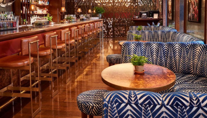 The mixologist from Number One of The World's Best 50 Bars has devised the cocktail list at this new Mayfair opening
