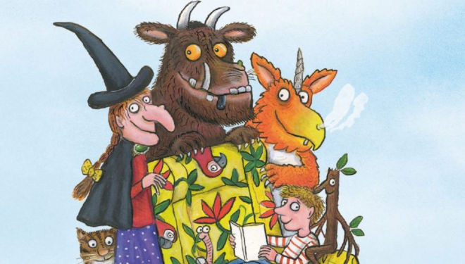 A World Inside a Book: Gruffalos, Dragons & Other Creatures, Discover Children's Story Centre