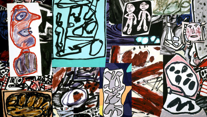 Jean Dubuffet returns to Pace Gallery for the first time in thirty years
