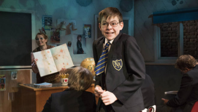 Adrian Mole Musical review