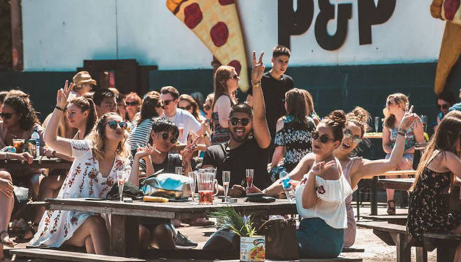 Pizza and Prosecco Festival