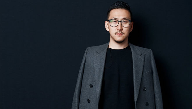 We interview fashion designer Eudon Choi
