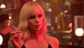Charlize Theron - Atomic Blonde, out 11 August
