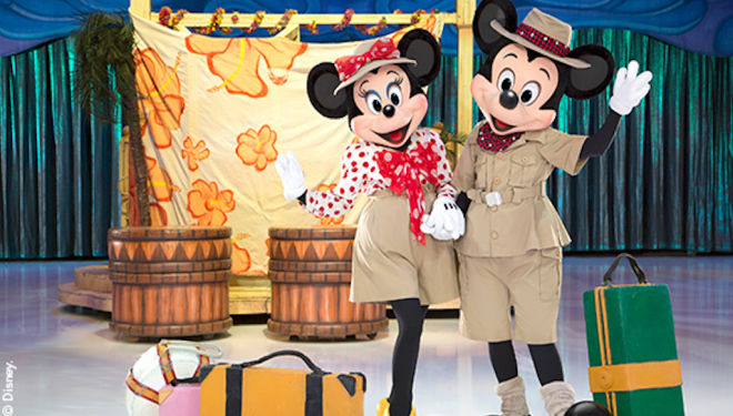 Passport to Adventure: Disney on Ice, O2 Arena