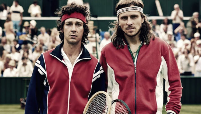 Borg/McEnroe film review