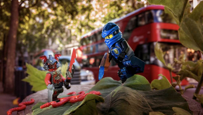 LEGO Mini Missions: Ninjas in the City, Southbank