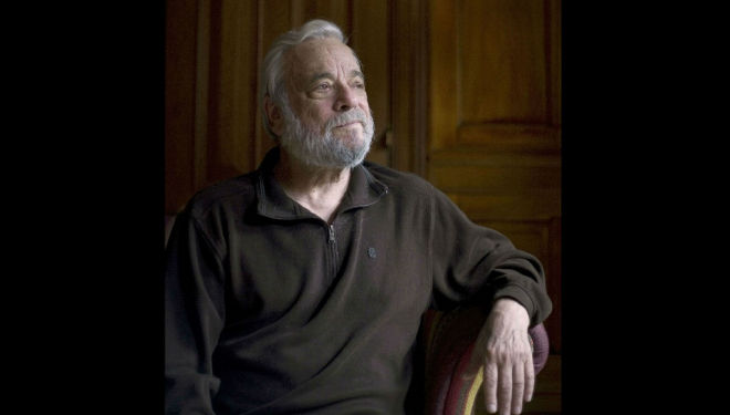 Stephen Sondheim on 'Follies', Dorfman Theatre