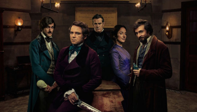 Quacks, BBC Two