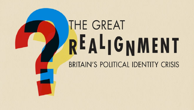The Great Realignment: Britain's Political Identity Crisis, Emmanuel Centre