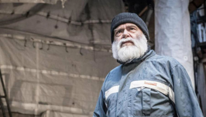 King Lear review, The Globe 2017