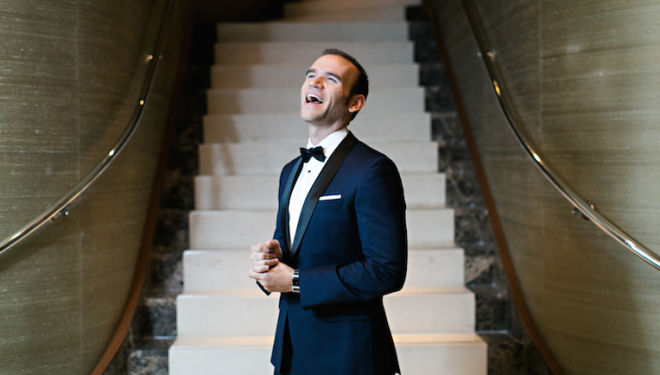 Michael Fabiano is in demand at opera houses worldwide. Photo: Arielle Doneson