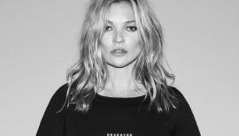 Wear it like Kate: Reserved for Kate Moss