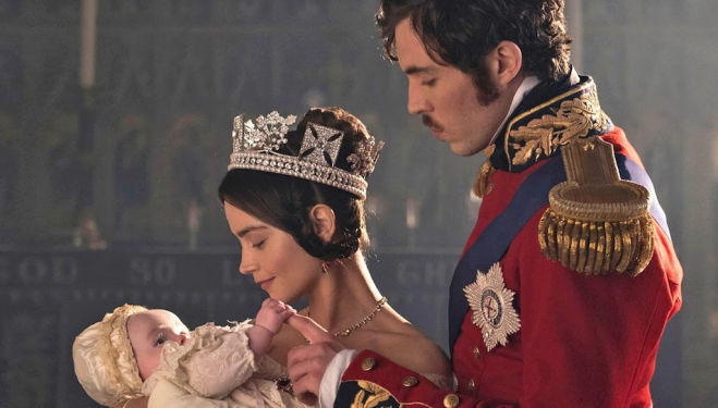 Victoria returns to ITV tonight
