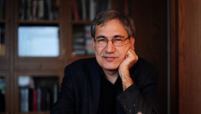 Orhan Pamuk in Conversation, Southbank Centre