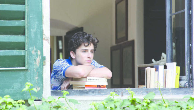 'Sparkling, intoxicating and intensely moreish': Call Me By Your Name film review