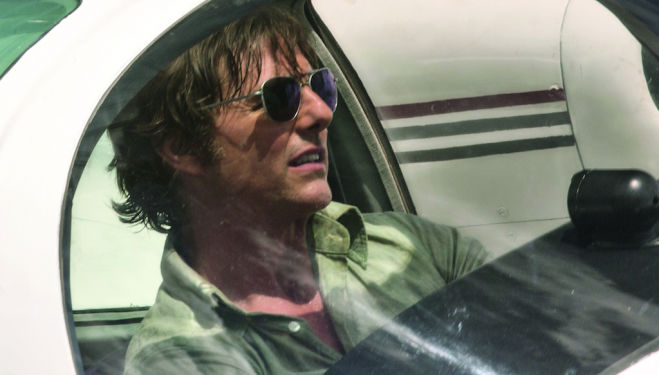 Tom Cruise - American Made