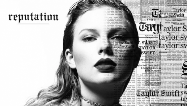 Taylor Swift Instagram: Reputation