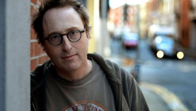 Jon Ronson. Photograph: David Sleator