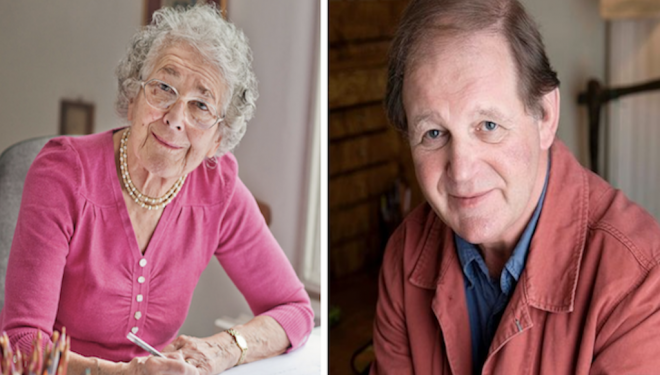 Judith Kerr and Michael Morpurgo in Conversation at the Jewish Museum