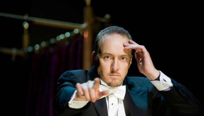 Derren Brown: Underground, Playhouse Theatre