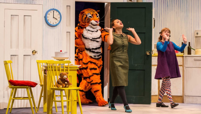 The Tiger Who Came to Tea, Artsdepot