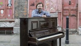 André de Ridder takes music to unexpected places as artistic curator of Spitalfields Music Festival