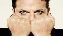 Eddie Izzard interview