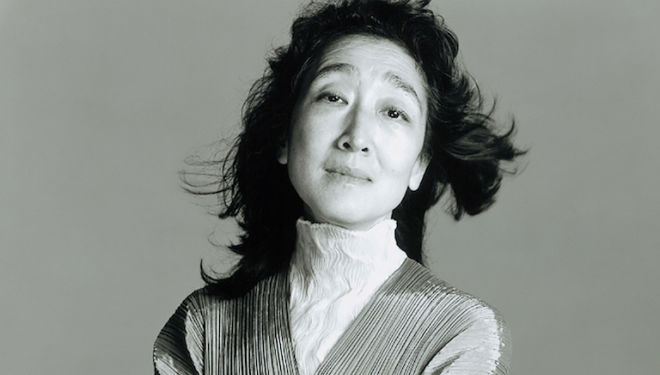 Mitsuko Uchida will perform four Schubert concerts over four years. Photo: Richard Avedon
