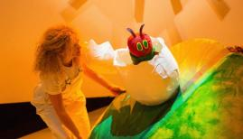The Very Hungry Caterpillar, The Ambassadors Theatre