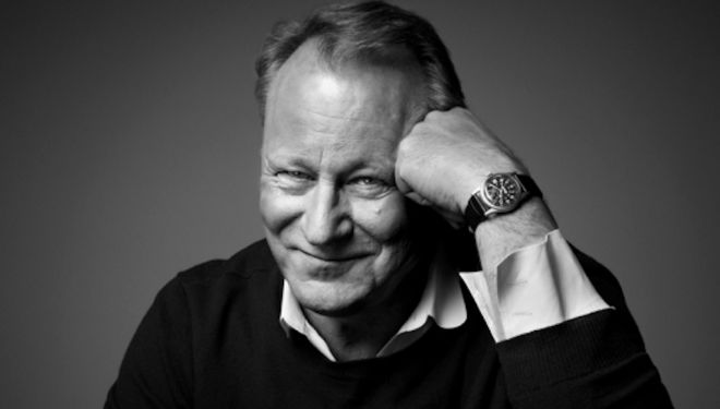 Stellan Skarsgård interview: 'I'm not supposed to shut up!'