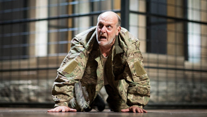 Titus Andronicus, Barbican Centre