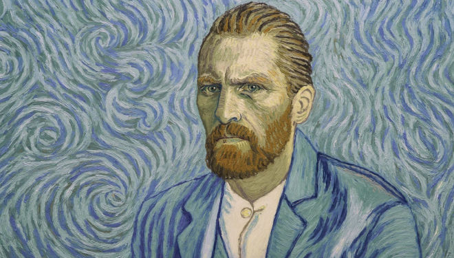 Loving Vincent is the first ever painted film, and it's stunning