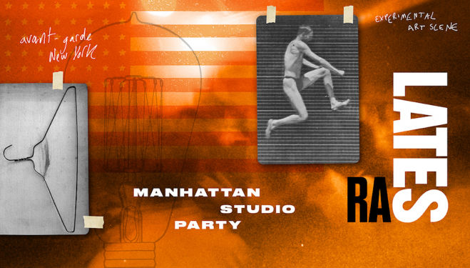 Royal Academy, RA Lates: Manhattan Studio Party