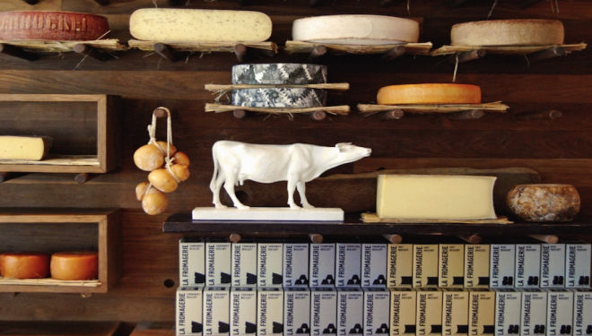 Cheese nirvana arrives in Bloomsbury