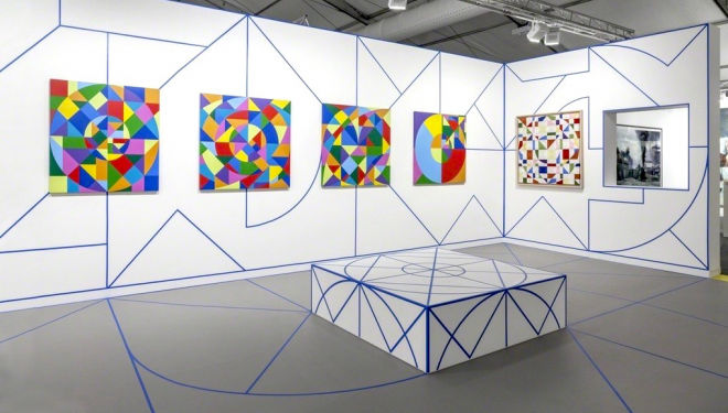The Booths Everyone's Talking about: Frieze Highlights 2017