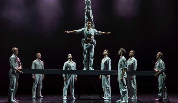 We interviewed the BalletBoyz ahead of 'Fourteen Days'