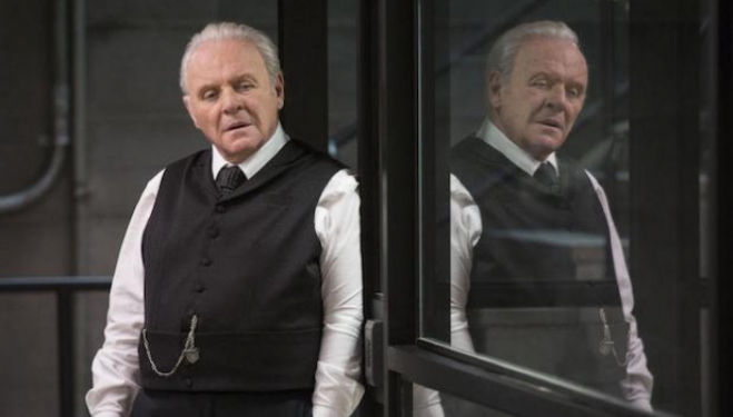 Anthony Hopkins King Lear BBC One