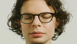 Simon Amstell is a speaker for the Being a Man festival at the Southbank Centre