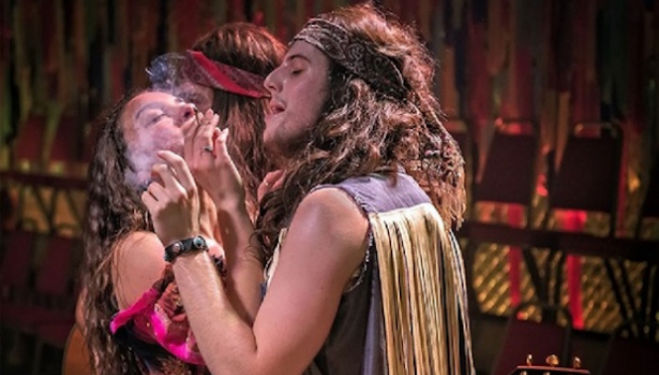 Hair the Musical, The Vaults review [STAR:3]