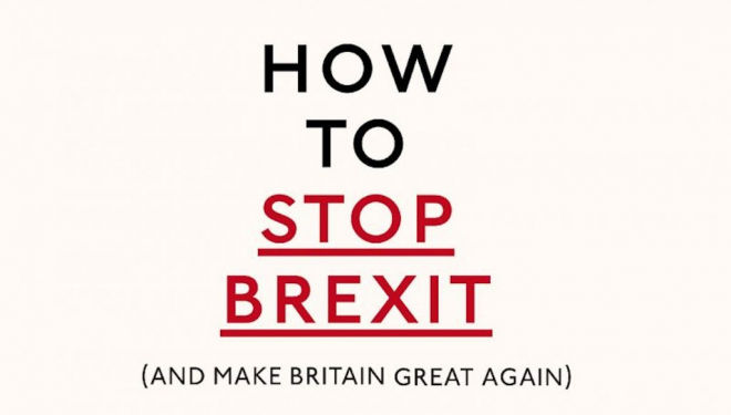 How to Stop Brexit: Nick Clegg, How to Academy